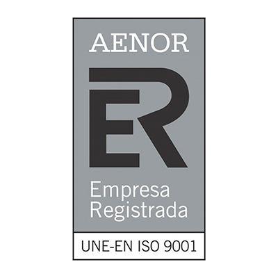 enarGroup certificate aenor