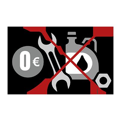 enarGroup i-spyder - mantenimiento cero
